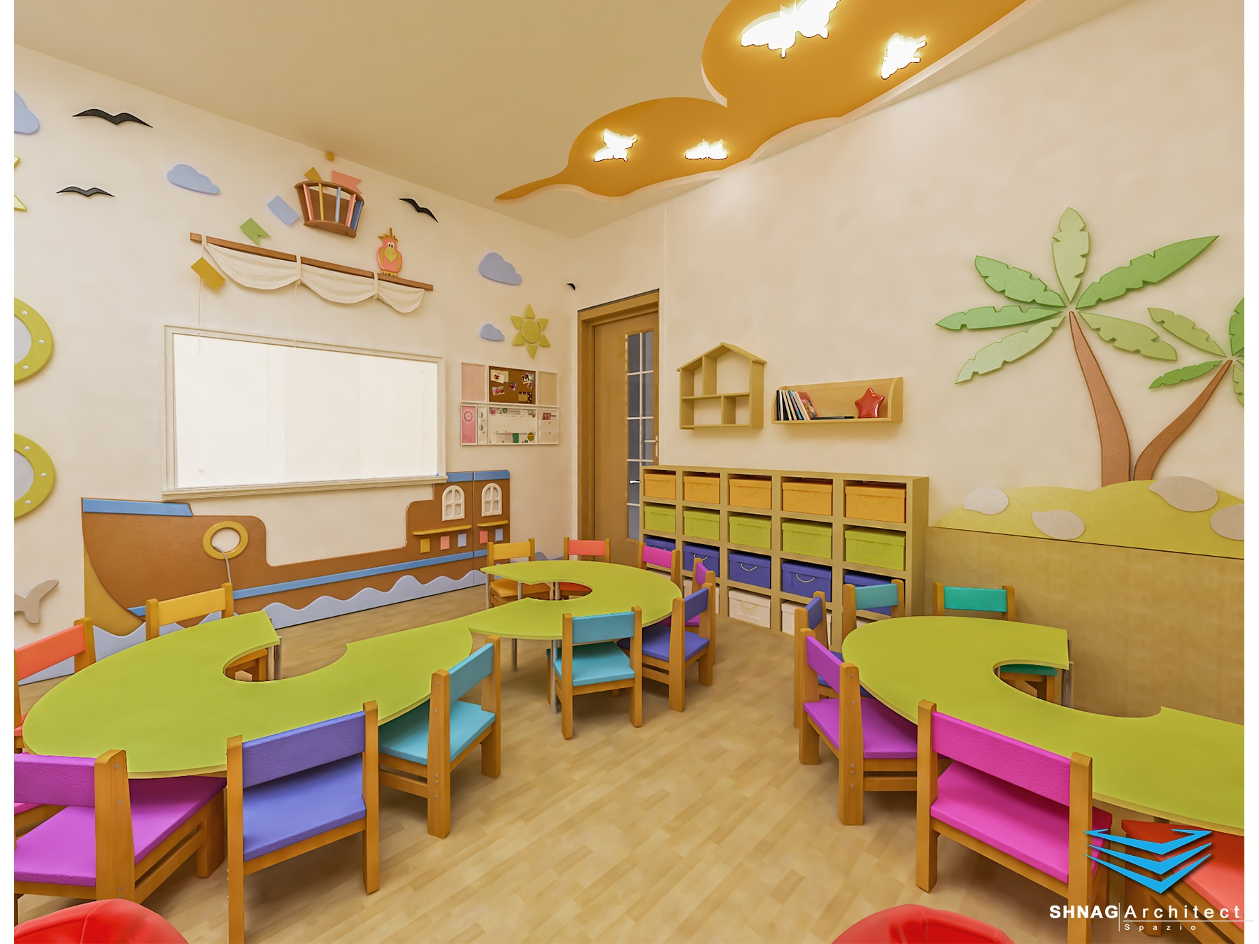 Commercial Interior Design Ideas SHNAG For Exterior